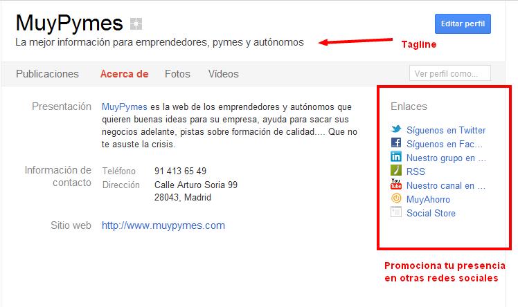 MuyPymes  Google