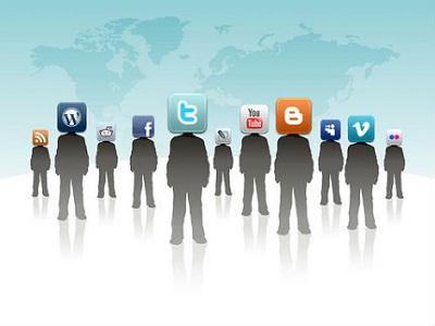 Las pymes usan las redes sociales móviles para competir con grandes empresas