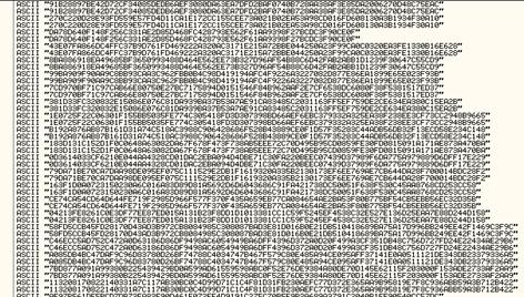encriptado