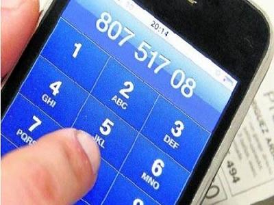 Los números 807 se usan abusivamente en ofertas de empleo
