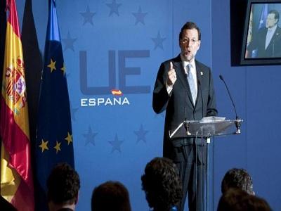 """Rajoy advierte que """"con salir a la calle no se consigue nada"""""""
