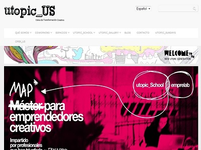 utopic_US lanza el primer curso para que emprendedores hagan su negocio realidad