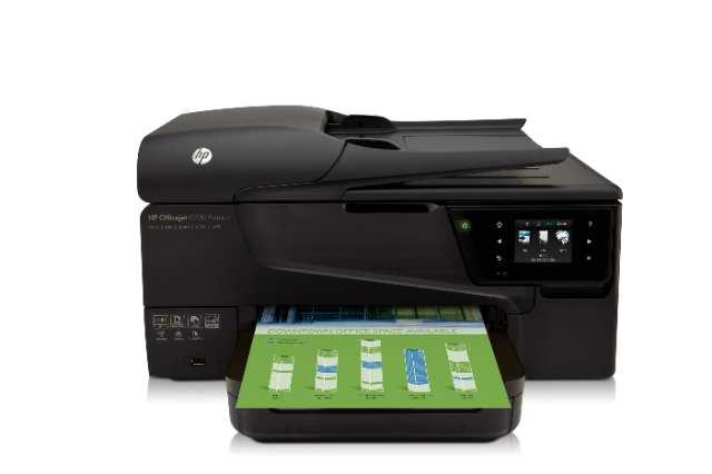 Impresora multifunción HP Officejet 6700 Premium, pensada para la pyme