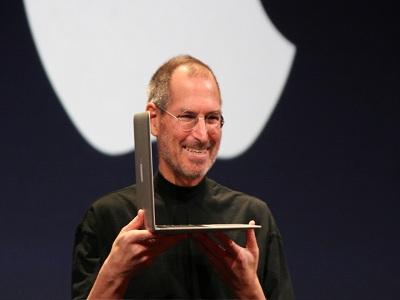Steve Jobs, nombrado emprendedor más influyente de los últimos años