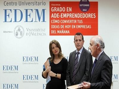 Nuevo grado universitario para emprendedores