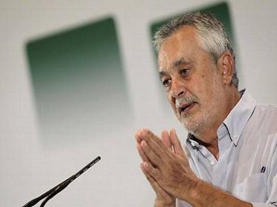 Griñán promete crear un Instituto de Crédito Público para pymes