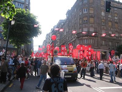 Sindicatos alternativos convocarán más huelgas si fracasa el 29-M