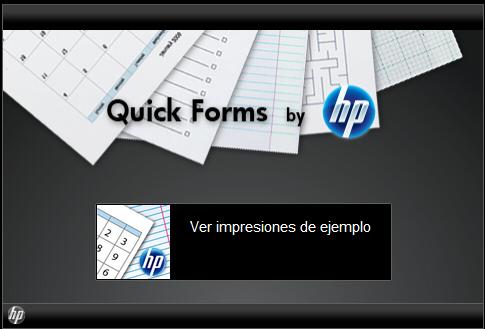 quickforms