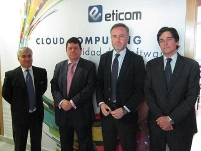 Eticom acoge la segunda reunión de la Comisión de Cloud Computing