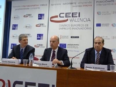 El CEEI Valencia celebra con éxito su 22ª Presentación de Empresas