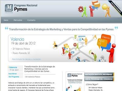 Llega a Valencia la segunda edición del Congreso Nacional de Pymes