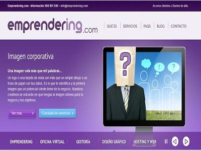 Emprendering es la nueva plataforma online para emprendedores, pymes y autónomos