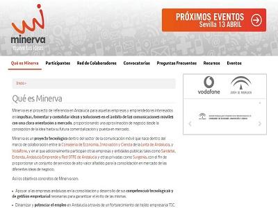 La Junta de Andalucía y Vodafone ayudan a empresas a comercializar tecnología móvil