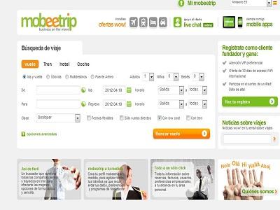 Nace Mobeetrip, el primer portal de viajes online para pymes y autónomos