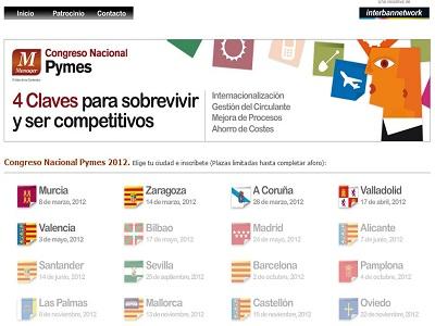 Congreso Nacional de Pymes, el mayor encuentro para las pymes en España