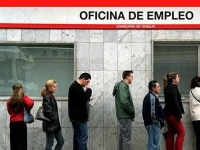 Según la UE, la tasa de paro de España se eleva ya al 23,6%