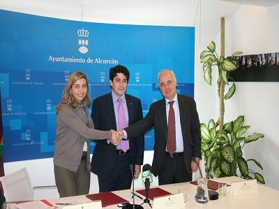 Avalmadrid y el Ayuntamiento de Alcorcón apuestan por la financiación de las pymes
