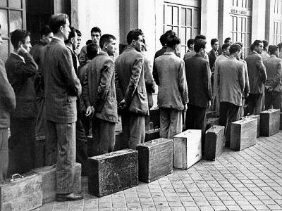 Los españoles vuelven a Suiza en busca de empleo