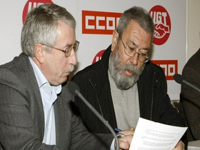 El Gobierno recorta en 8,5 millones de euros las aportaciones a los sindicatos