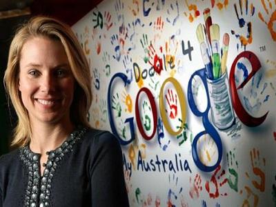 La vicepresidenta de Google da consejos a las jóvenes emprendedoras
