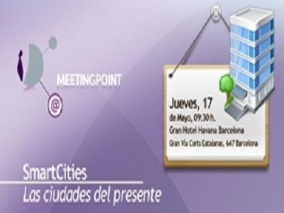 El Meeting Point Smartcitie tiene como objetivo acercar las TIC a las pymes
