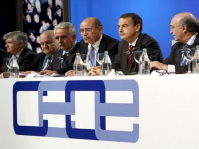 CEOE y CEPYME confían que la reforma laboral mejore la situación