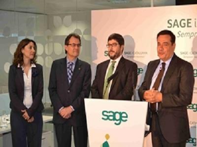 Sage inaugura un centro de I+D+i en Sant Cugat del Vallès