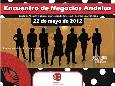 El 22 de mayo tendrá lugar el Encuentro de Negocios Regional AJE