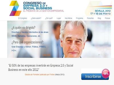 Sevilla acoge el Encuentro de profesionales 2.0