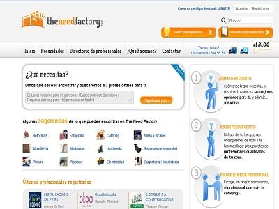 The Need Factory localiza a los mejores profesionales de cada sector