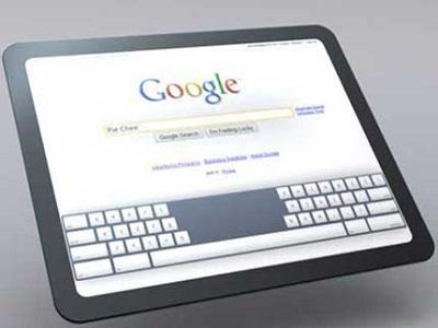 Google pondrá a la venta una tablet de bajo coste en julio