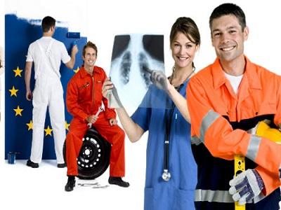 """La CE pone en marcha el programa """"tu primer trabajo EURES"""""""