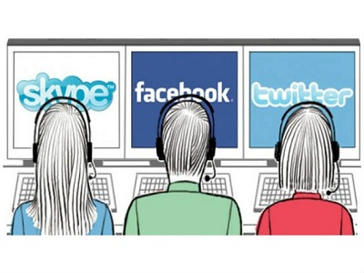 El 60% de las empresas saben que las redes sociales mejoran su servicio de atención al cliente