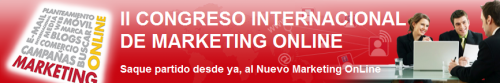 congreso marketing online 500x83 II Congreso Internacional de Marketing Online