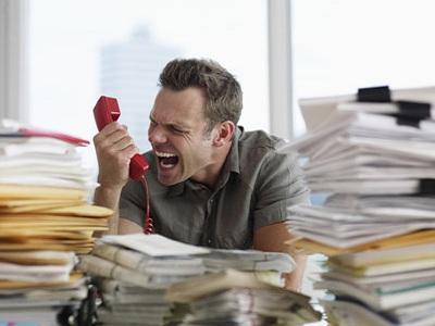 Cuatro de cada diez empleados admiten que el trabajo afecta a su salud