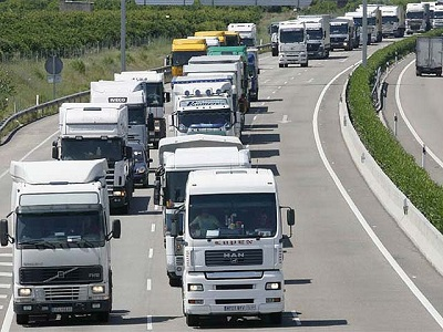 Fin del plazo para las ayudas a transportistas autónomos