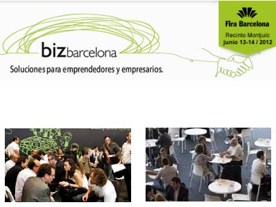 Barcelona se prepara para el BIZBARCELONA'2012