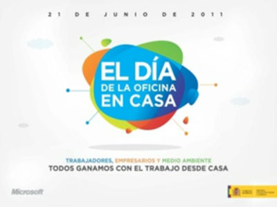 """Murcia se suma a la iniciativa del """"Día de la Oficina en Casa"""" promovida por Microsoft"""