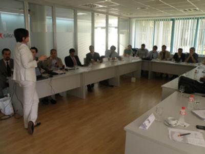 Eurocloud España desayunó con las principales empresas TIC vascas