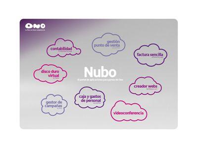 ONO lanza Nubo, servicio de aplicaciones en la nube para pymes