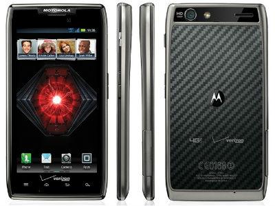 Más horas de conversación con tu teléfono de empresa gracias al Motorola RAZR MAXX