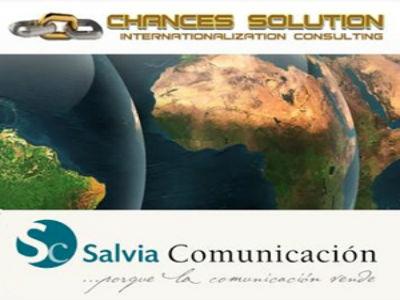 Salvia Comunicación y Chances Solution se unen por la internacionalización