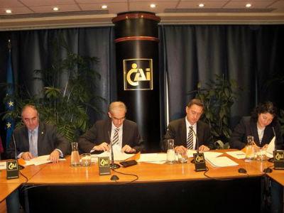 CAI y las Cámaras de Comercio renuevan el programa Ecai