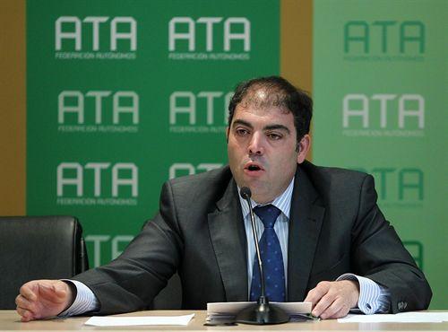 ATA-A a favor de la creación de la Dirección General de Autónomos