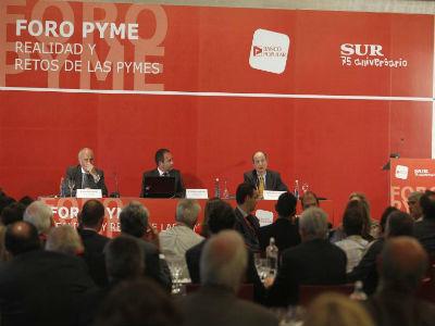 Más de 150 empresarios y directivos se reúnen en el Foro Pyme para relanzar sus negocios