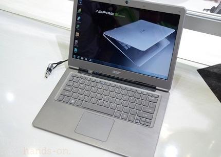 Acer obsequiará con una actualización de Windows 8 al comprar un ultrabook