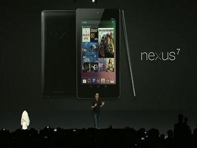 Primeras quejas de la Nexus 7, la nueva tablet de Google