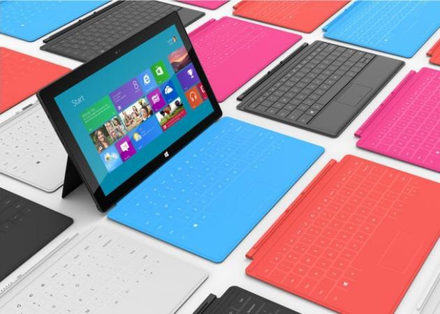 La tablet de Microsoft se venderá únicamente en sus tiendas
