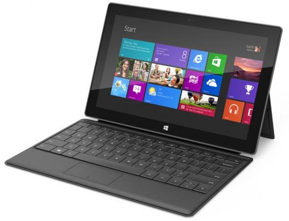 Surface llegará junto con Windows 8 el 26 de octubre