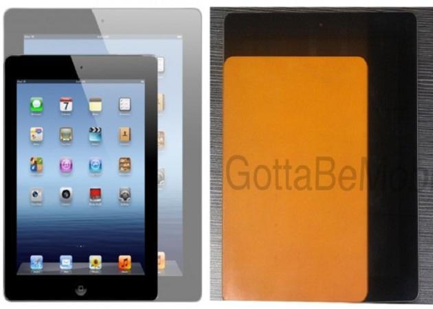 Así podría lucir el iPad Mini de Apple